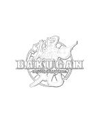 Bakugan Battle Brawlers da colorare 41