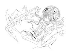 Bakugan Battle Brawlers da colorare 63