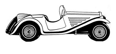 Automobile da colorare 74