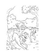 Bambi da colorare 76