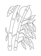 Arbusto da colorare 9