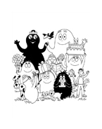 Barbapapà da colorare 53