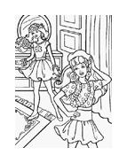 Barbie da colorare 43