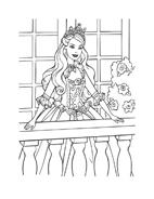 Barbie da colorare 106
