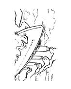 Nave e barca da colorare 29