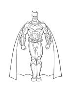 Batman da colorare 33