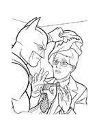 Batman da colorare 42