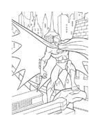 Batman da colorare 66