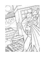 Batman da colorare 81