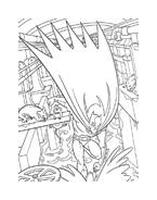 Batman da colorare 114