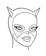 Batman da colorare 156