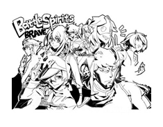 Battle spirits da colorare 9