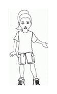 Bambino da colorare 34