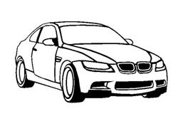 Automobile da colorare 77