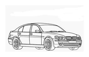 Automobile da colorare 79