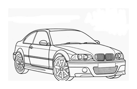 Automobile da colorare 81