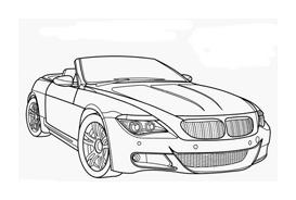Automobile da colorare 83