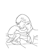 Bolt da colorare