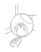 Bolt da colorare 21