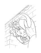 Bolt da colorare 23