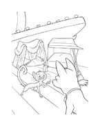 Bolt da colorare 30
