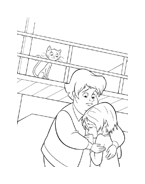 Bolt da colorare 35