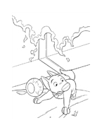 Bolt da colorare 40