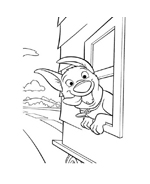 Bolt da colorare 64