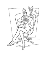 Bolt da colorare 67