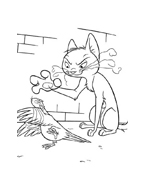 Bolt da colorare 69