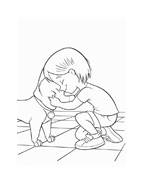 Bolt da colorare 73