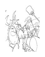 Boog elliot a caccia di amici da colorare 38