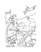 Boog elliot a caccia di amici da colorare 72