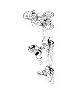 Boule e bill da colorare 3