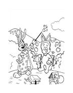 Bugs bunny da colorare 35