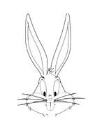Bugs bunny da colorare 75