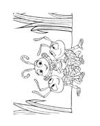 A bugs life da colorare 30