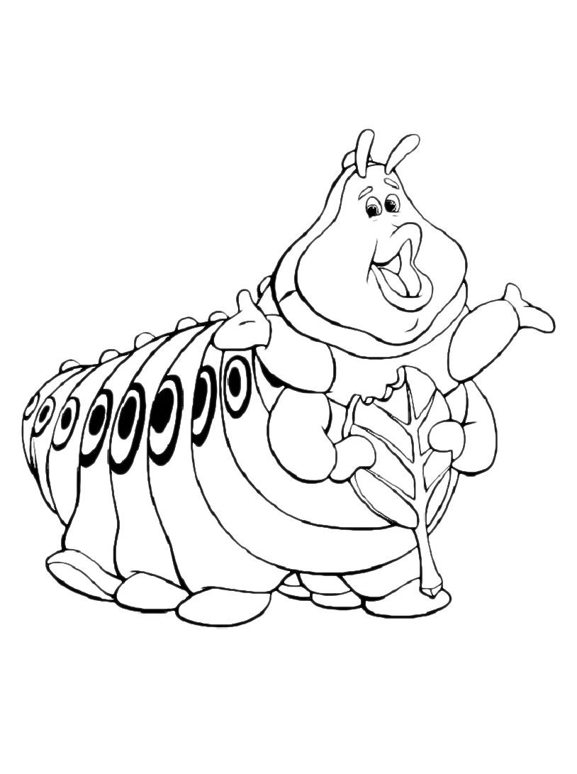 A bugs life da colorare 36