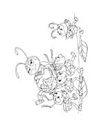 A bugs life da colorare 42