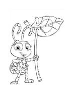 A bugs life da colorare 17