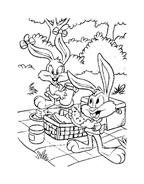 Bugs bunny da colorare 94
