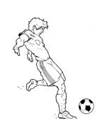 Sport misto da colorare 46