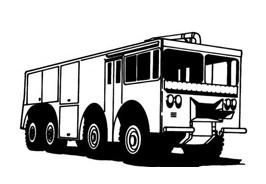 Camion da colorare 32