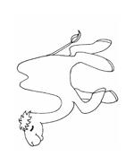 Cammello da colorare 26