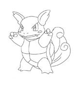 Pokemon 1 da colorare 14