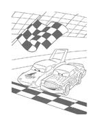 Cars da colorare 24