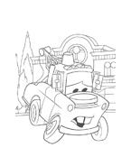 Cars da colorare 89