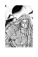Cavalieri zodiaco da colorare 2