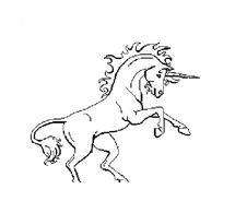 Cavallo da colorare 73
