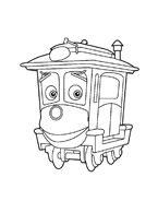 Chuggington da colorare 15